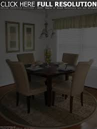 Dining Room Rug Ideas by Area Rug Under Dining Room Table Creative Rugs Decoration