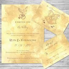 harry potter wedding invitations serena masonde