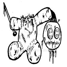 headless voodoo doll by beauwtw on deviantart