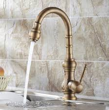 Antique Brass Kitchen Faucet Kitchen Faucets 2015 Best Price High Quality Faucet Sale