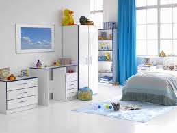 Bedroom Furniture White Gloss Kiddi Blue Bedroom Furniture Range