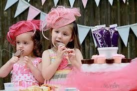 tea party hats cadbury high tea party with the cadburyhightea