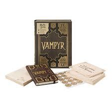 stationery set buffy the vire slayer vampyr stationery set thinkgeek