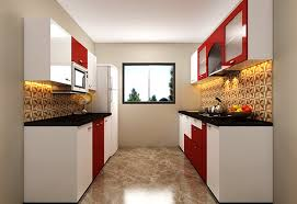 parallel kitchen ideas godrej kitchen