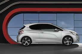 peugeot india peugeot 208 gti in the flesh from paris and on film in new promo
