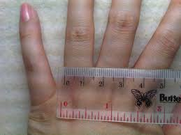 sianykitty u0027s blog how to measure your finger diameter if you are buying ring online sometimes you are not sure how to find out your size to those who are already get used to ring size chart it u0027s better