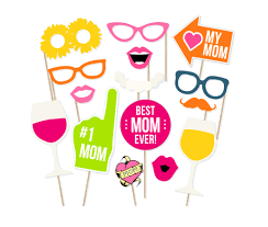 Photo Booth Prop Mother U0027s Day Photo Booth Props Mother U0027s Day