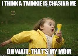 Twinkie Meme - chubby bubbles girl meme imgflip