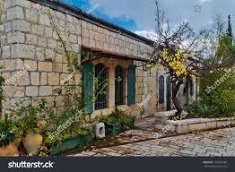 old house old house yemin moshe district jerusalem stock photo 725659384