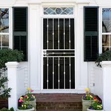 security screen doors for sliding glass doors titan security security screen door products security doors