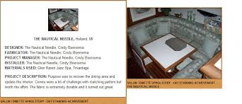 Upholstery Supplies Grand Rapids Mi The Nautical Needle Custom Canvas Boat Covers Holland Mi