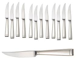 limited edition steak knife set liberty tabletop