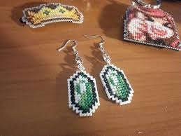 minecraft earrings free pattern minecraft cake cthylla