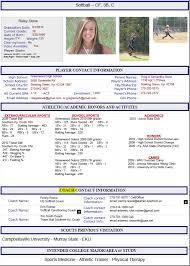 sle resume sports journalism scholarships gallery of sports resume exle
