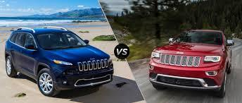 cherokee jeep 2014 2014 jeep cherokee vs jeep grand cherokee