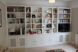 Bookcase Storage Units Viewing Photos Of Bespoke Shelving Units Showing 9 Of 15 Photos