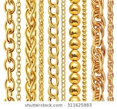 gold necklace patterns images Gold chain images stock photos vectors shutterstock jpg