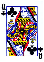 queen of clubs wikipedia
