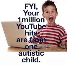 Blonde Moment Meme - best autism parent memes the mighty