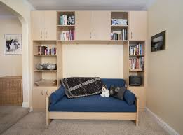 bedroom cozy wood tile flooring with exciting murphy bed ikea and