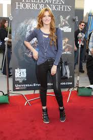 bella thorne at the annual eyegore awards opening night of
