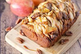 apple pecan monkey bread frugal eh