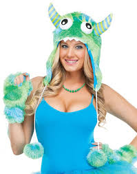 female sully costume