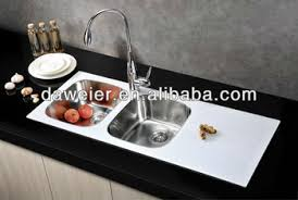 Gtwr White Tempered Glass Kitchen Sink Buy Tempered Glass - Steel queen kitchen sinks