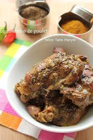 cuisine antillaise colombo de poulet le colombo de poulet à la portée de tous