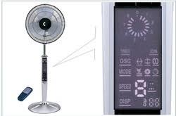 Pedestal Fan With Remote Control Remote Controlled Fans Manufacturer From Nashik