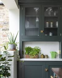 reeded glass kitchen cabinet doors devol kitchens on instagram a closer look at the reeded