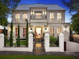 French Chateau Style Homes A Magnificent French Provincial Family Residence Reveals