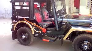 dabwali jeep willys jeep modified 2017 youtube