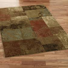 Black And Brown Area Rugs Area Rugs Wonderful Orange Round Rug Modern Area Rugs And Brown