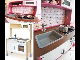 diy kinderküche children play kitchen hack diy kinderküche holz aldi pimpen