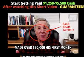 Scam Meme - retired millionaire scam don t buy it