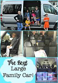 the best large family car when you 6 momof6