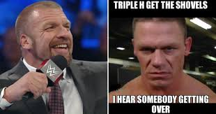 Triple H Memes - 15 savage af memes about triple h thesportster