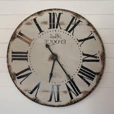 home design 89 extraordinary extra large wall clocks