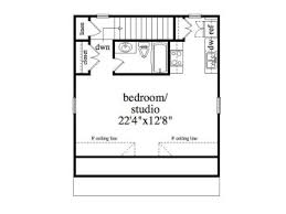 Garage Apartment Plan Garage Apartment Plans 2 Car Garage U0026 Studio Apartment 053g