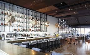 Open Kitchen Restaurant Design Ferahfeza Wallpaper