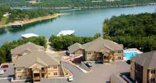table rock lake resorts branson resorts and condos for rent on indian point missouri