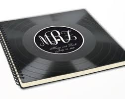 Monogrammed Photo Albums Monogram Photo Album
