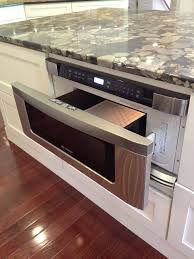drawer microwaves drawer microwave in kitchen island lake