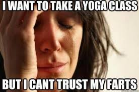 Moving Away Meme - 9 international yoga day memes that sum up yoga class perfectly