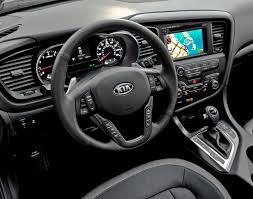 Kia Optima 2015 Interior 2011 Kia Optima Sx Hd Video Review Drivencarreviews Com