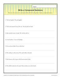 writing sentences worksheets regular adjectives worksheets writing