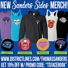 thomas sanders hey facebook fam if you use coupon code