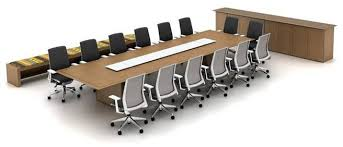 Wood Conference Table Haworth Executive Wood Conference Table Inspiring Workspaces By Bos