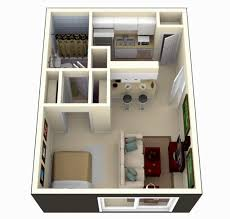 Studio Apartment Layout by Download 300 Sq Ft Apartment Buybrinkhomes Com